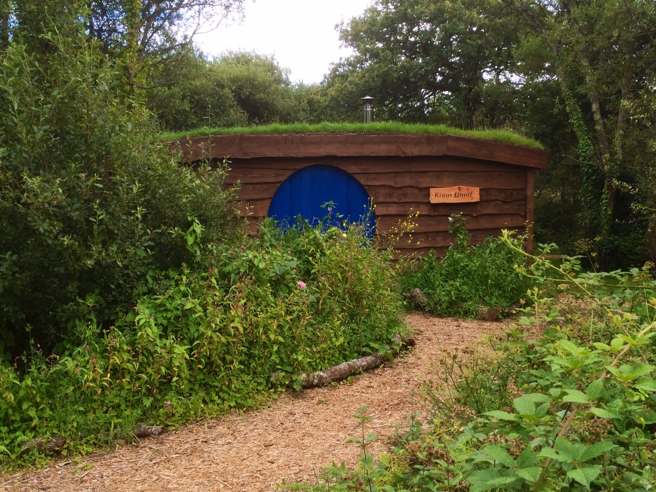 New Eco Hobbit Houses