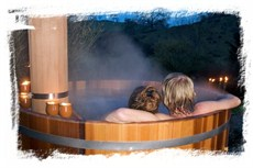 Hot Tub Image Blurred
