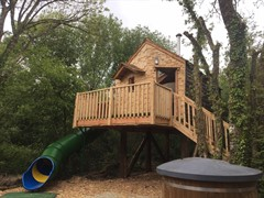 tree house external